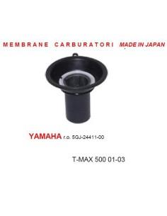 MEMBRANA GAŹNIKA YAMAHA T-MAX 2001 2003
