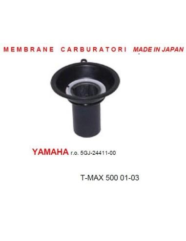 DE MEMBRAAN VAN DE CARBURATEUR YAMAHA T-MAX 2001 2003