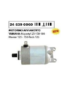 STARTER MOTOR YAMAHA MAJESTY 125 SKYLINER MADISON JUMPITER