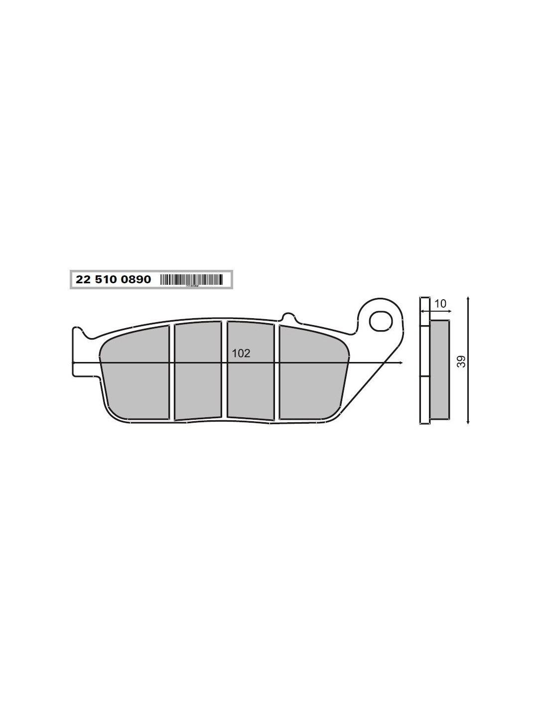 plaquettes de frein avant burgman 650 la meilleure offre. Black Bedroom Furniture Sets. Home Design Ideas