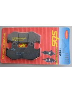 PASTIGLIE SBS POSTERIORE BURGMAN 250 400 99 00 125HF