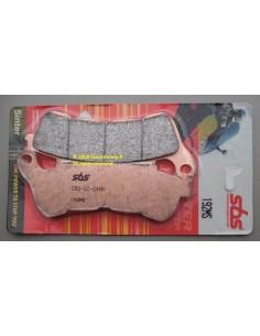 Pastiglie SBS Sinter Honda Forza , silverwing , sh 125 , sh 150 suzuki burgman 200 sixteen