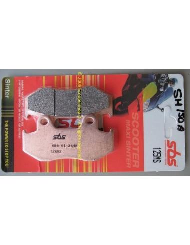Pastiglie SBS Sinter Honda Sh 125 150 Suzuki Burgman 400 250