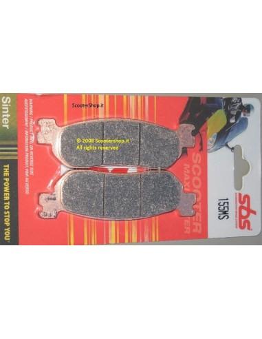 Pastiglie SBS Sinter Mjesty 4015 250 posteriore