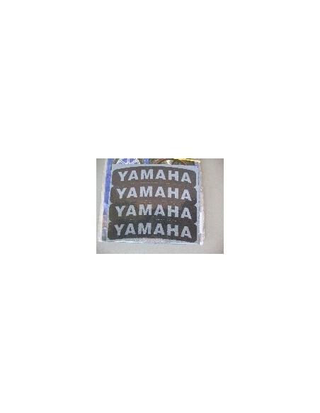 Tyres Stikers Adesivo con logo YAMAHA per gomma moto scooter