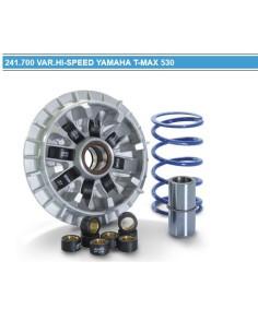 VARIATORE YAMAHA T-MAX 530 2012 POLINI HI-SPEED