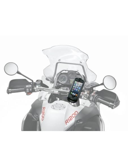 SSCIPHONE5 CUSTODIA IMPERMEABILE DA MOTO IPHONE 5 IPHONE 5S SUPPORTO TUBOLARE