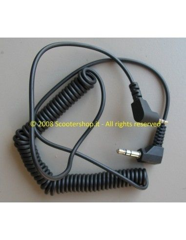 CABLE CONNECTION KIT FOR MP3 AUDIO CARDO SCALA RIDER FOR ALL MODELS WITH PREPARATION