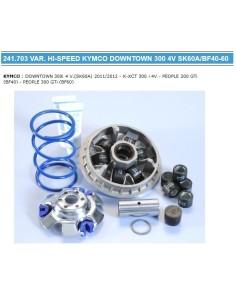 VARIATORE POLINI KYMCO DOWNTOWN 200 E 300 (BF60) SK60A/BF40-60