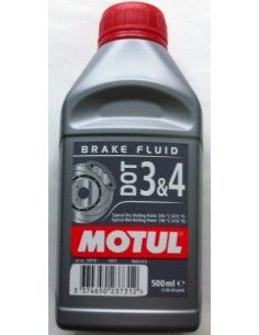 MOTUL OLIO FRENI DOT 3&4 500 ML