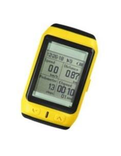 GPS SPORT computer ideato specificatamente per ciclisti, joggers e trekkers micro e portatile