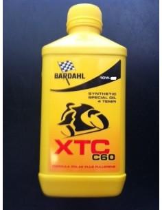 OLIO BARDAHL XTC C60 10W30 4 TEMPI