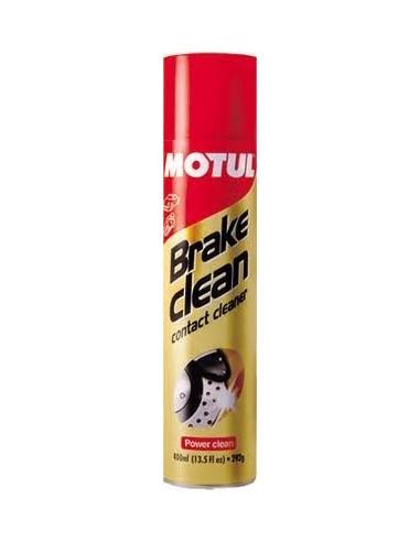 BRAKE CLEAN MOTUL SGRASSANTE PER DISCHI E PASTIGLIE FRENO 400 ML SPRAY