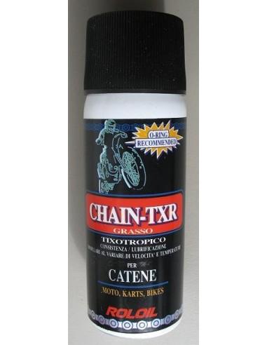 Grasa en spray 50 ml para tixotrópico IDEAL DE LA CADENA DE VIAJE todas las cadenas