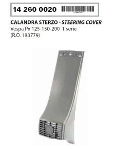 CALANDRA STERZO NASELLO PIAGGIO VESPA  PX 125 150 200 PRIMA SERIE