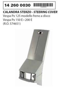 CALANDRA STERZO NASELLO PIAGGIO VESPA  PX E 125 150 200