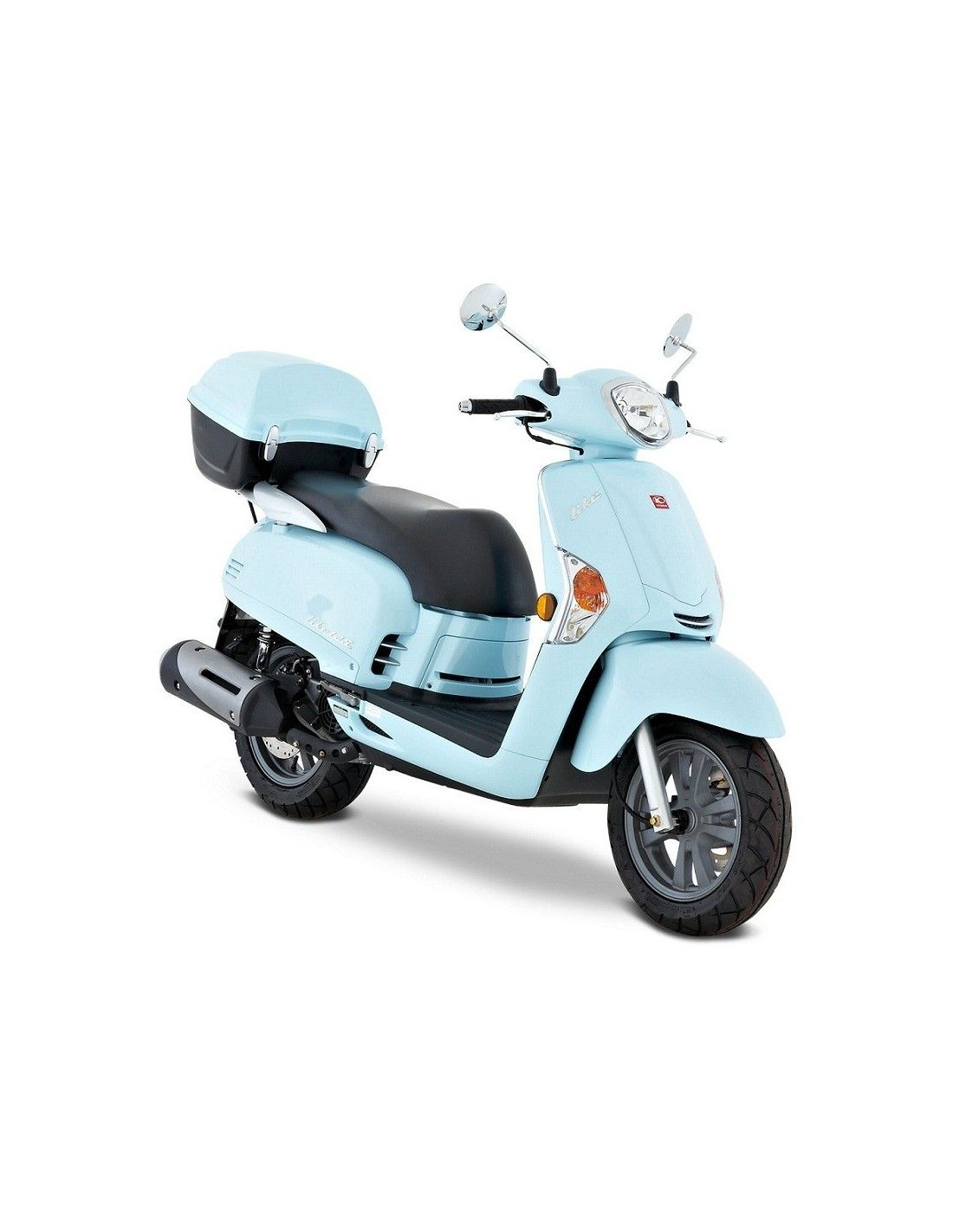 top box kymco like