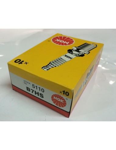 NGK Spark Plug PACK 10 BR7HS BUC