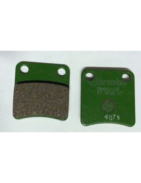 LINING FRONT BRAKE PADS ZX SC01 GP SP