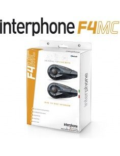 F3MC Twin Pack Interphone Cellularline