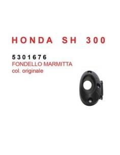 FONDELLO MARMITTA HONDA SH 300 TIPO ORIGINALE