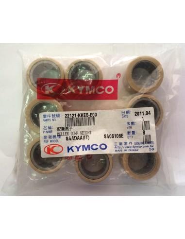22121-KKE5-E00 KYMCO MY ROAD 700 ORIGINAL KYMCO ROLLER WEIGHTS