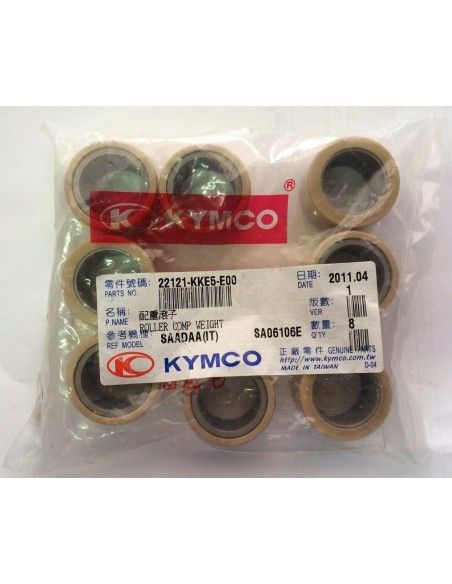 KYMCO 700 ORIGINAL ROLLER MYROAD MASSETTE CENTRIFUGAL