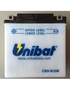 BATTERIA UNIBAT CB9-B