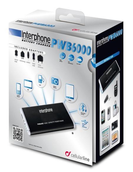 POWERBANK Аварийно захранване за устройства от ПРЕЗАРЕЖДАЩА 5,5 V 5 IPHONE O IPAD IPOD RADIO