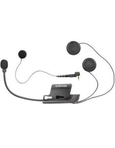 G4 G9 Kit Audio microfono e auricolari Cardo Scala Rider No Box