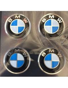 ADESIVO BMW A RILIEVO DIAMETRO 21 MM PZ 4