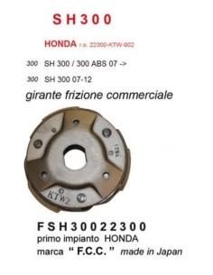 FRIZIONE HONDA SH 300