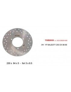BRAKE DISC REAR YAMAHA MAJESTY 250 DX 99