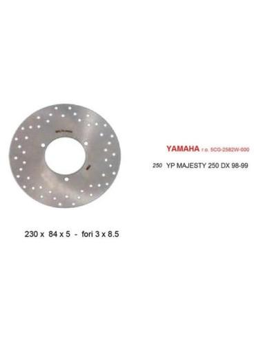 BRAKE DISC REAR YAMAHA MAJESTY 250 DX 99