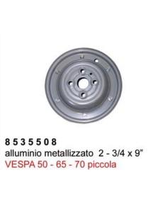 CERCHIONE ALLUMINIO VESPA 50 MISURA 2-3/4-9