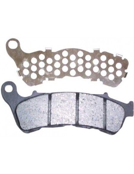 BRAKE PADS FRONT SH 125 150 2009 COMMERCIAL QUALITY 'AND RELIABILITY' HEAD