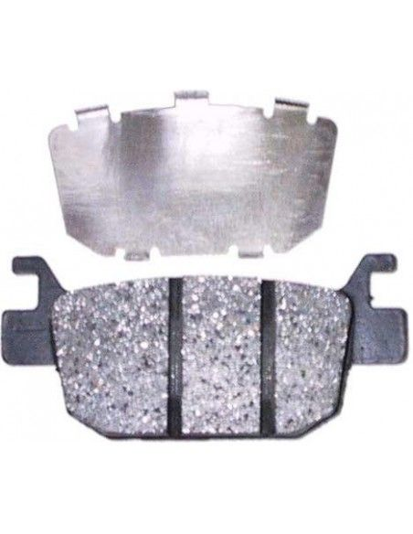 BRAKE PADS HONDA SH 125 150 2009 REAR COMMERCIAL QUALITY 'AND RELIABILITY' HEAD