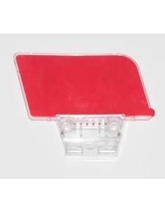 Q3 Q1 QZ Cardo scala rider gran apoyo adhesiva transparente
