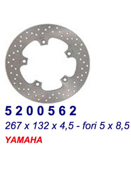 BREMSSCHEIBE YAMAHA MAJESTY 400 2004 BIS 2008