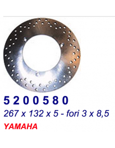 BRAKE DISC REAR YAMAHA MAJESTY 400 ALL