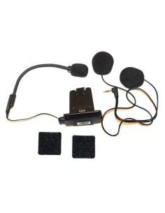 Q1 Q3 Kit audio mikrofon reproduktor pro intercom Cardo scala jezdce