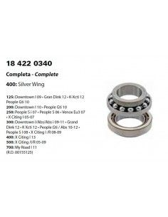 HEADSET KYMCO DOWNTOWN ALL BEARINGS AND BUSHINGS FULL