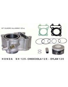CILINDRU HONDA SH 125 KIT GARNITURI CILINDRU PISTON NUT