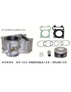 CYLINDER KIT HONDA SH 125 цилиндър GASKET БУТАЛНИ NUT