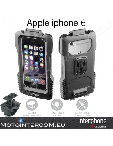 Custodia Cellular Line Pro Case da manubrio specifica per iPhone 6