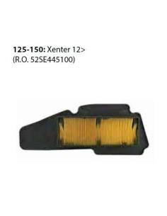 filtro aria aspirazione yamaha xenter 125 150