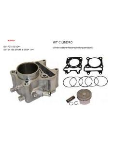 Kit cilindro e pistone honda sh 150 2013 start & stop
