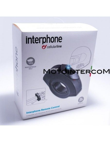REMOTECONTROL CELLULARLINE F5 INTERPHONE CONTROL REMOTO