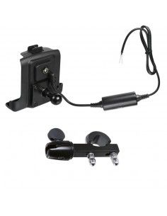GPSBIKE handlebar mount with bracket ecablaggio