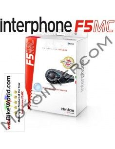 F5MC единична Interphone Cellularline